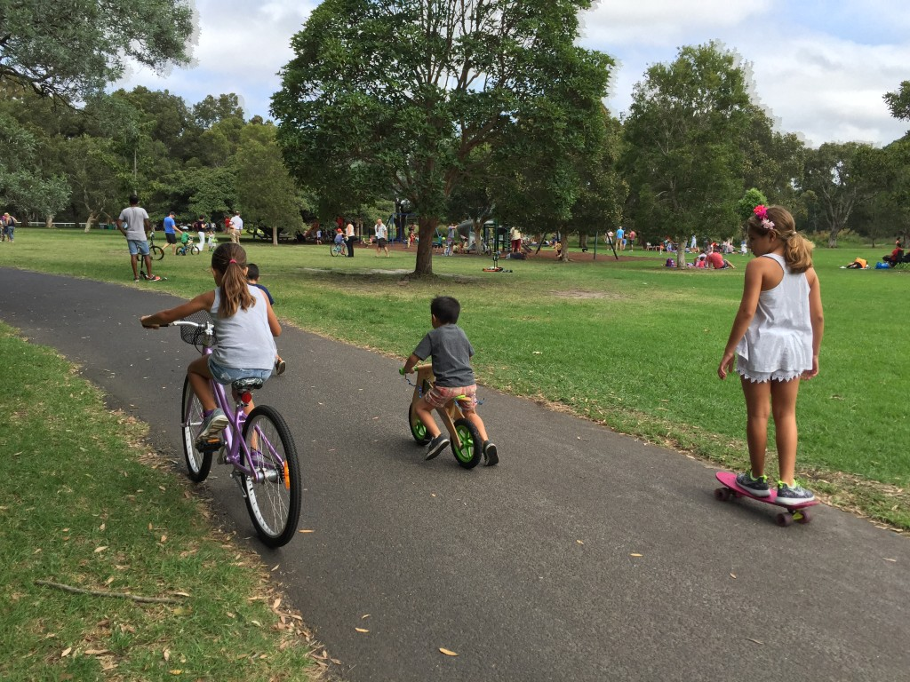 Learners Cycleway Playground | Centennial Park | BIMs | Classes