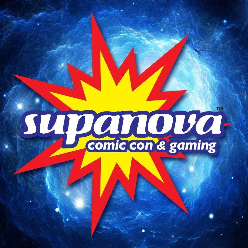 Free Comic Book Day Logo: Supanova Comic-Con & Gaming Expo, Melbourne